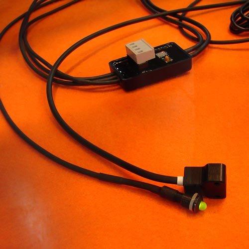 IRC Cold Tire Indicators Kawasaki Z750 Z800 Z1000 Ninja 250R 300R 650 ER-6 ZR7-S