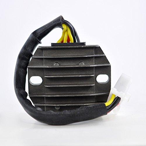 Voltage Regulator For Kawasaki LTD Eliminator ZX Vulcan Ninja R KZ 250 454 500 750 1000 1100 1980-2009 OEM Repl 21066-1030 21066-1018 21066-1028