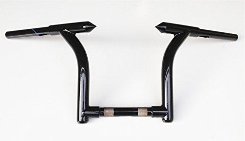 FMB SSKM10FMB 10 Sinister Spiked Bars Custom Ape hangers For Harley Road Glides Kings