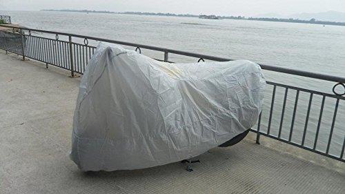 Gray XL KAWASAKI Vulcan 500 Custom Motorcycle Cover