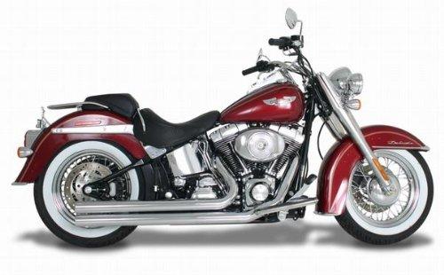 Samson Exhaust Legend Cannons for Harley FXST FLST 86-10