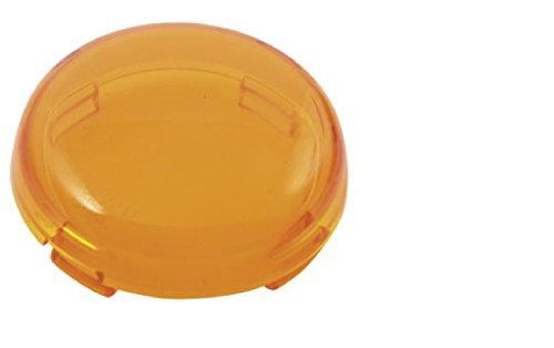 Amber Turn Signal replacement Lens Harley Softail Custom FXSTC repl OEM 68973-00