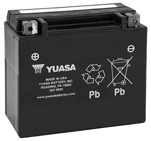 New Yuasa Maintenance Free Motorcycle Battery - 2013 Ducati Monster 796