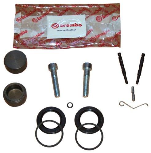 EuroJamb brembof08compl00000000 Brembo F08 Caliper Rebuild Kit Ducati Moto Guzzi 750 850 900