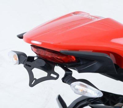 R&G Tail Tidy Licence Plate Holder for Ducati Monster 821 14-16 Monster 1200S 14-16