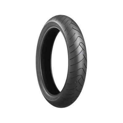 12070ZR-17 58W Bridgestone Battlax BT023 Sport Touring Front Motorcycle Tire for Ducati SuperSport S 2017-2018