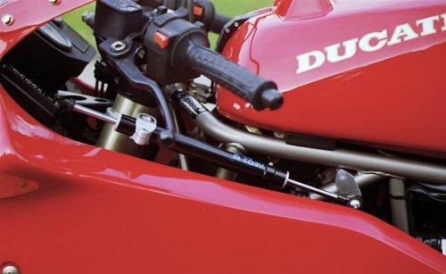 Ducati Supersport 900 1991-1997 Toby Steering Damper Stabilizer Mount Kit