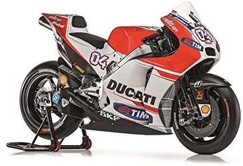 Ducati MotoGP Andrea Dovizioso Die Cast Model 118th Scale 987694371
