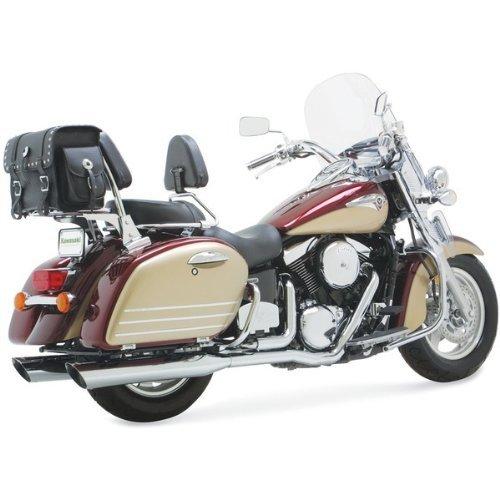 Vance Hines Exhaust Bagger Dual for Kawasaki Nomad 99-08