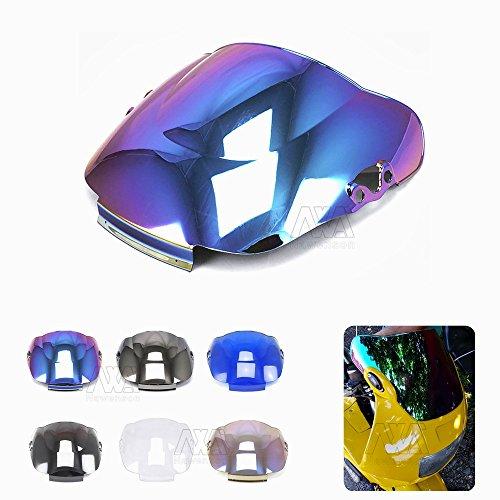 New Style Motorcycle motorbike Windshield Windscreen Screen Protector For Honda CBR600 F2 91-94 BI