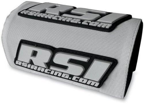 RSI Racing Handlebar Pad - Round - White BPR-W