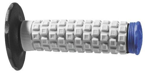 Pro Taper Pillow Top MX Grips - BlackGreyBlue