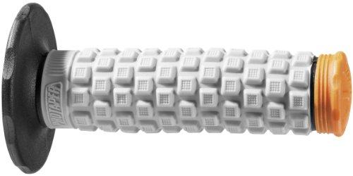 Pro Taper Pillow Top MX Grips - BlackGreyOrange