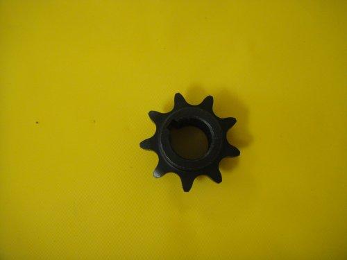 8720AF 9 tooth Go Kart Sprocket Fits 58 shaft and 41420 chain