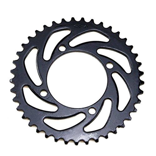 JCMOTO 420 Chain 41 Teeth Rear Sprocket 50cc 70cc 110cc 125cc SSR Dirt Bike