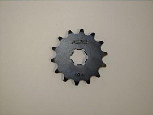 Sunstar 10414 14-Teeth 420 Chain Size Front Countershaft Sprocket