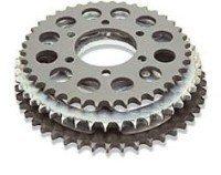 AFAM Rear Sprocket - 44 Teeth - 51607H-44