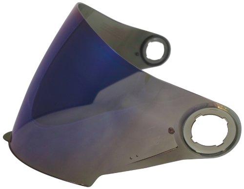 LS2 Helmets Visor for OF569 Helmets Blue