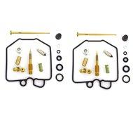 Carburetor Carb Repair Rebuild Kit 2 Carb Kits - Honda 1980-1982 CX500 CX 500 - Jets Gaskets