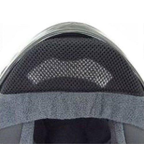 Hjc Helmets Cs-r2 Chin Curtain 210-002