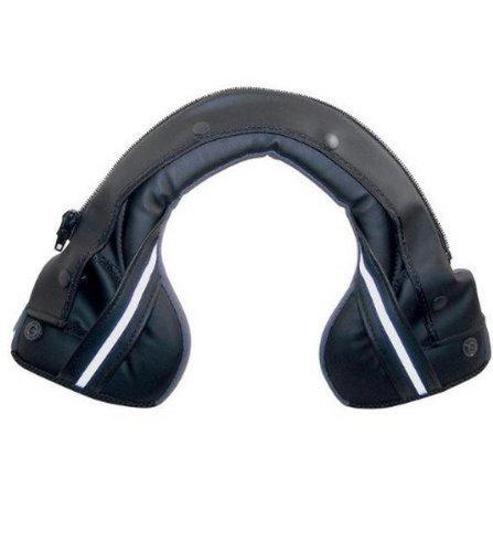 Scorpion EXO-100 Standard Grey Street Helmet Ear Curtain