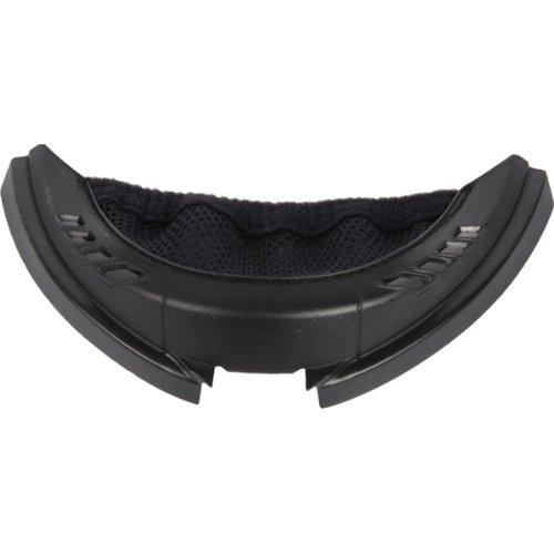 Shoei Chin Curtain Multitec Road Race Motorcycle Helmet Accessories - Color Black