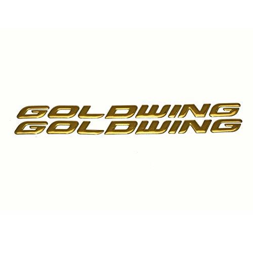 PRO-KODASKIN Motorcycle 3D Raise Emblem Stickers Decal for Honda GL1800 GOLDWING
