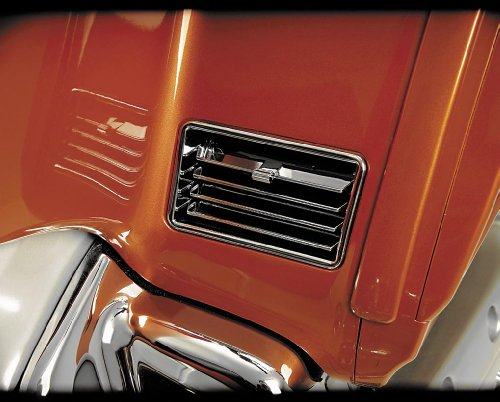 Show Chrome Lower Vents for Honda GL1800 Goldwing 01-10