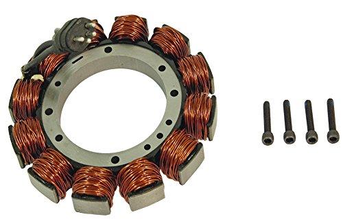 New Alternator Stator Charging Coil For Harley Davidson 1970-1975 Shovelhead Models Replaces 29965-70