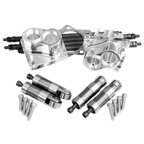 Vulcan Hydraulic Black Lifter Update Kit for Harley Davidson Shovelhead style e