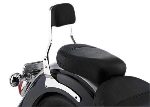 Cobra Short Sissy Bars For Honda 2010-13 Vt1300cr Stateline, Vt1300cra Statelin