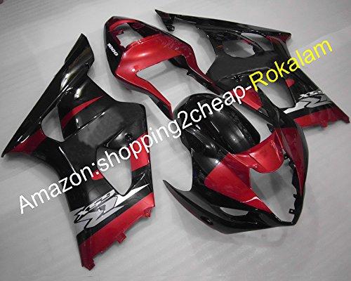 Hot SalesCustomize Fairing Set For Suzuki GSX-R1000 03 04 GSXR1000 2003 2004 K3 Fairings Motorcycle Parts Injection molding