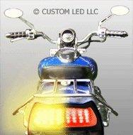 2005-2009 Suzuki Boulevard M50 Integrated LED Tail Light Retrofit Kit by Custom LED