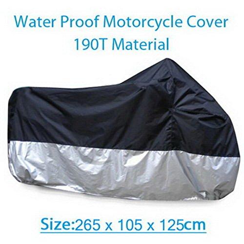Waterproof Motorcycle Cover For Suzuki Boulevard M50 VZ800 M109R Intruder M1800R