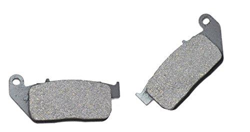 CNBK Front Right Brake Shoe Pads Semi Met for HARLEY DAVIDSON Street Bike XL883 XL 883 L Superlow 11 12 13 2011 2012 2013 1 Pair2 Pads