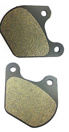 CNBK Front Right Disc Brake Pads Semi Metallic for HARLEY DAVIDSON Street Bike FLH1340 FLH 1340 Electra Glide 82 83 1982 1983 1 Pair2 Pads