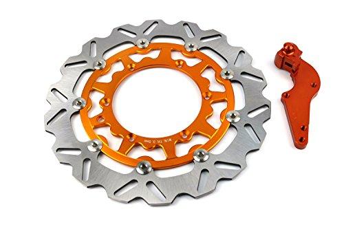 320mm Brake Disc Plus Bracket for KTM EXC Sx SXF XCF XCW Xcwf Xc 125-530 09-15