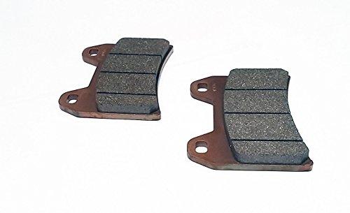 NEW KTM BRAKE PADS FRONT 2013-2015 1190  2015 1290 ADVENTURE ABS GREY ORANGE 60313130000