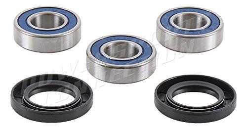 Connection PC15-1125--001 Rear Wheel Bearing for Yamaha 125 YZ 86 87 88 89 90 91 92 93 94 95 96 97 98 250 YZ 82 88 89 90 91 92 93 94 95 96 97 98 YZ 400 F 98