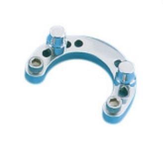 Accutronix Chrome Adjustable Steering Stop TFS125C