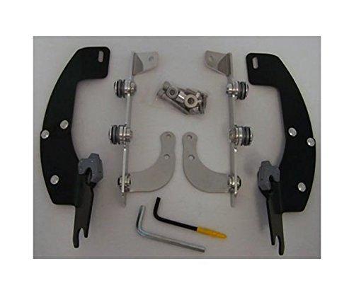 Memphis Shades Trigger Lock Mount Kit-Batwing - Black