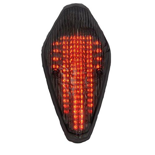 Bright2wheels HONDA VTX 13001800 RETRO 1800T Motorcycle Integrated Smoke LED Taillight