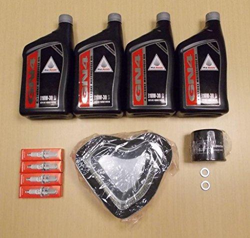 New 2004-2009 Honda VTX 1300 VTX1300 OE Complete Oil Service Tune-Up Kit