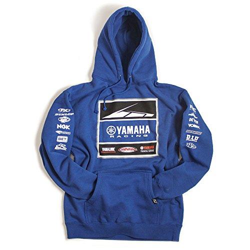 Factory Effex  unisex-adult Hooded Sweatshirt blue X-Large 1 Pack