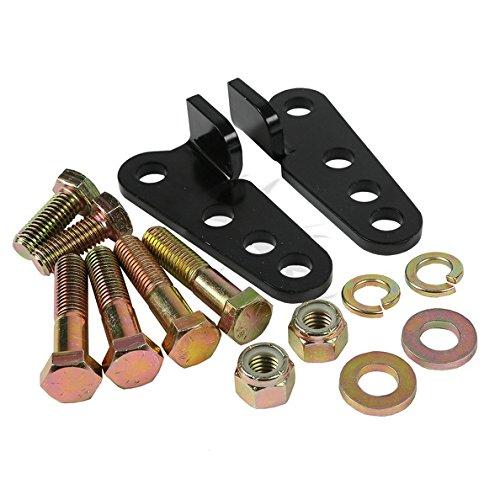 TCMT 1-2Rear Adjustable Lowering Kit For Harley Electra Glide Ultra Glide Road Glide 2002 2003 2004 2005 2006 2007 2008 2009 2010 2011 2012