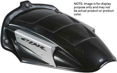 09-10 YAMAHA FZ6R Puig Rear Tire Hugger - Carbon Look