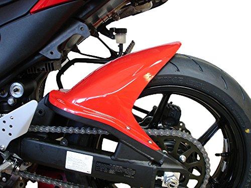Hotbodies Racing K076R-HG-BLK Black ABS Rear Tire Hugger