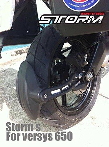 STORM AEROPART Rear Tire hugger Rainguard for Kawasaki VERSYS 650 2012-2014 ABS