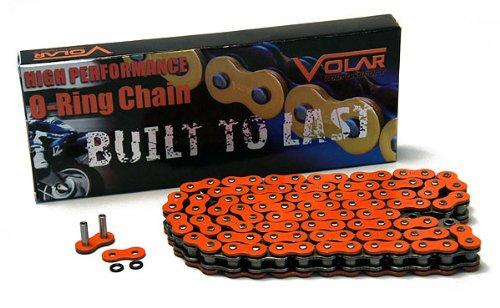 2001-2005 Suzuki GSXR 600 O-Ring Chain - Orange