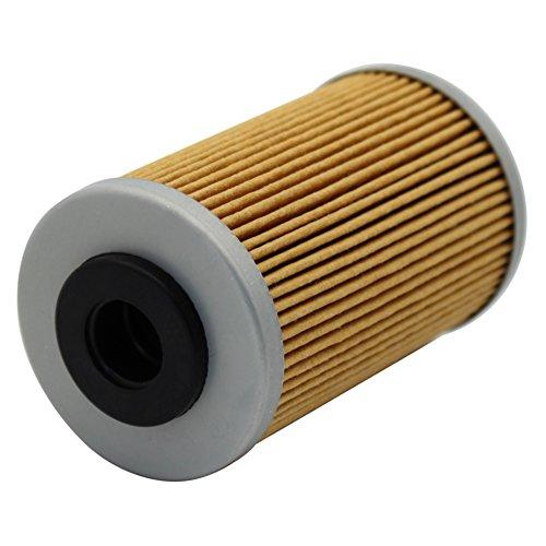 Cyleto Oil Filter for KTM 640 SUPERMOTO 1999-2005  KTM 620 LC4 EXC SX 1997 1998